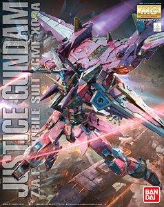 MG 1/100 Justice Gundam 4800yen