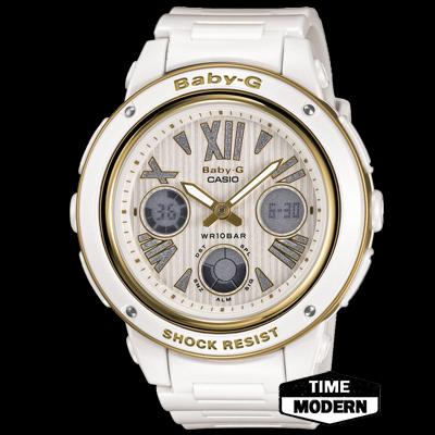 นาฬิกา Casio Baby-G standard Ana-Digi รุ่น BGA-153M-7BER