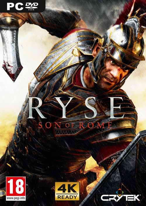 Ryse Son of Rome ( 6 DVD )