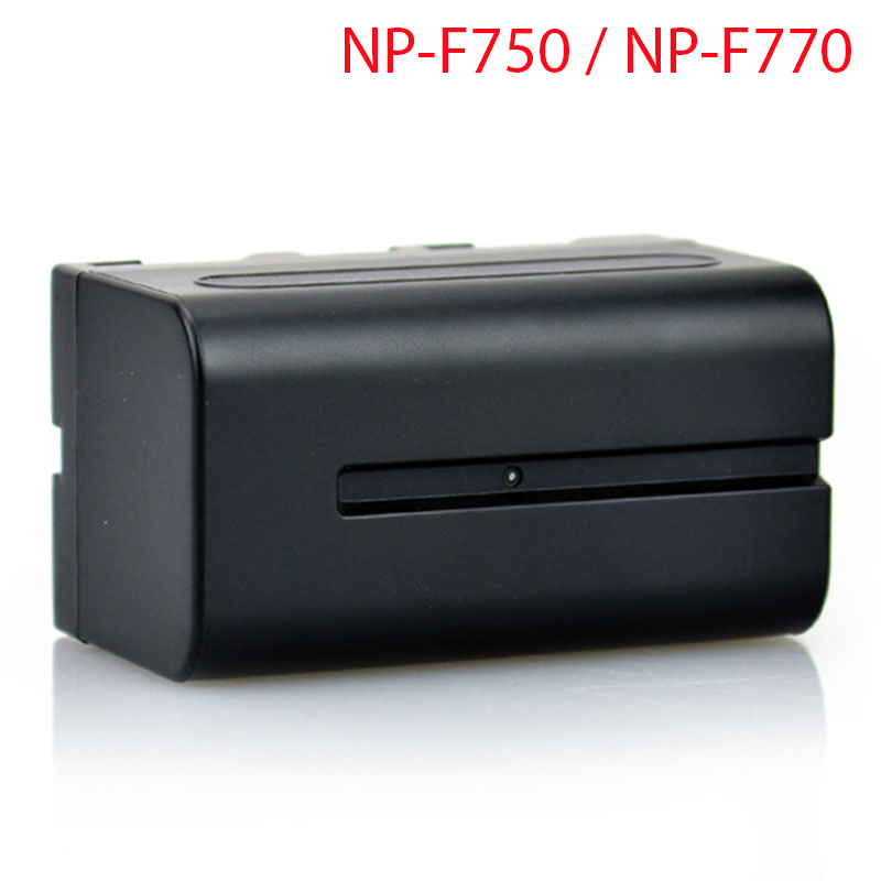 Battery for Sony NP-F750 / NP-F770