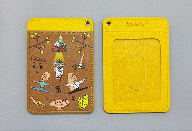 LIBERTY CARD POCKET