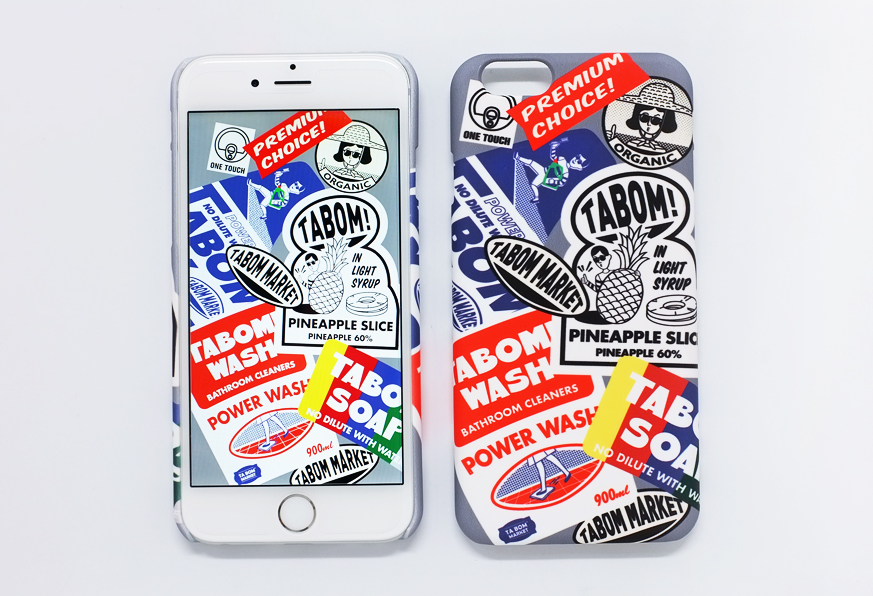 TABOM LABEL IPHONE 6 SNAP CASE