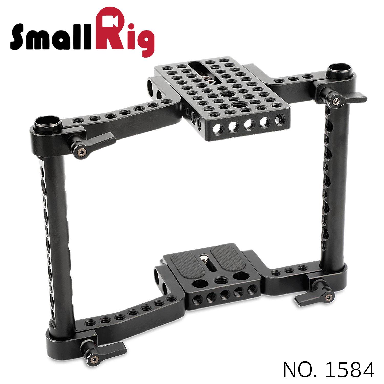 SMALLRIG® VersaFrame Camera Cage for Canon/Nikon/DSLR 1584