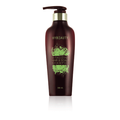 HyBeauty Vitalizing Hair & Scalp Shampoo แชมพู Hybeauty แชมพูสมุนไพรบริสุทธิ์เข้มข้นจากเกาหลี