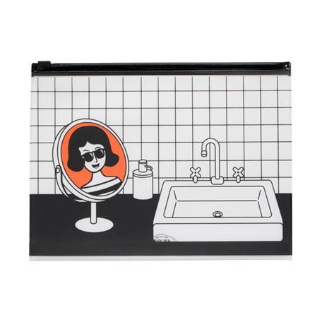 TABOM BATHROOM CLEAR POUCH V4