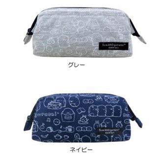 กระเป๋าใส่ของ Sumikko Gurashi สีเทา