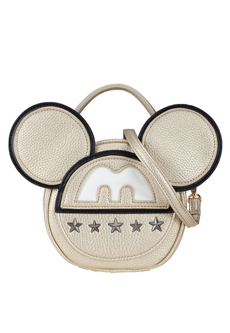 กระเป๋าสะพายข้าง Rockin' Mickey