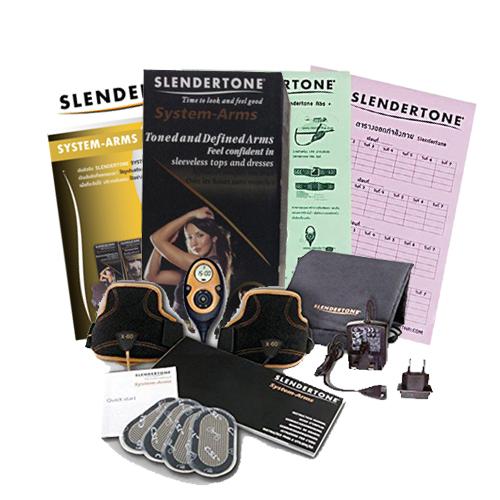 เข็มขัดกระชับกล้ามเนื้อต้นแขน Slendertone system arms หญิง