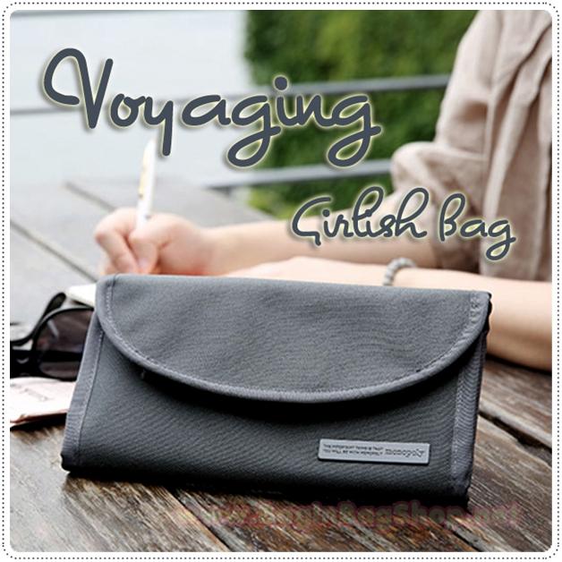 Voyaging Girlish Bag