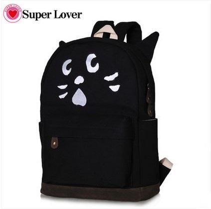 กระเป๋าเป้ยี่ห้อ Super Lover Orecchiette เกาหลีการ์ตูนสไตล์กระเป๋าเป้สะพายหลังน่ารัก (Preorder)